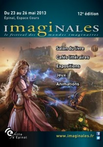 Elfes et Assassins : l'anthologie du festival ! @ Magic Mirror 2, Imaginales, Épinal | Épinal | Lorraine | France