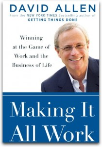 david-allen-gtd-making-it-all-work