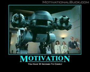 Motivation-ed209