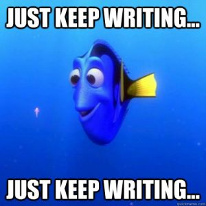 dory_writing