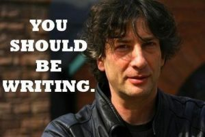 Neil-Gaiman-says-You-Should-Be-Writing