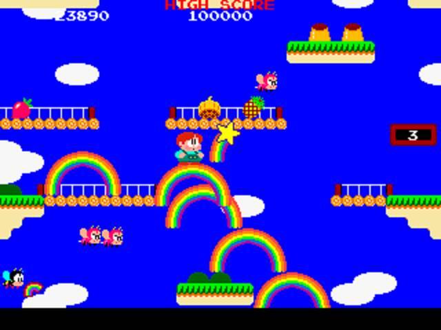 rainbow-islands