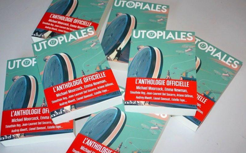 L'anthologie officielle des Utopiales disponible (avec «L'Île close» en réédition)