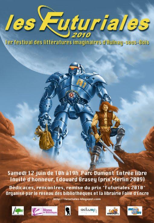 Affiche Michel Borderie