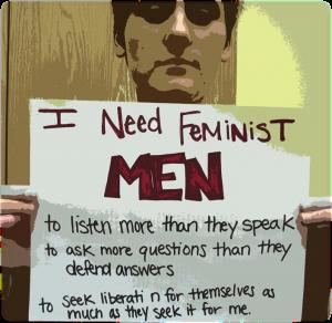 need-feminist-men