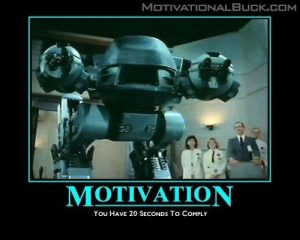 Motivation-ed209