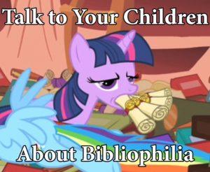 talk_bibliophilia