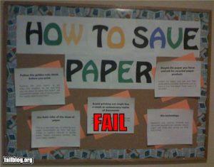 paper-fail