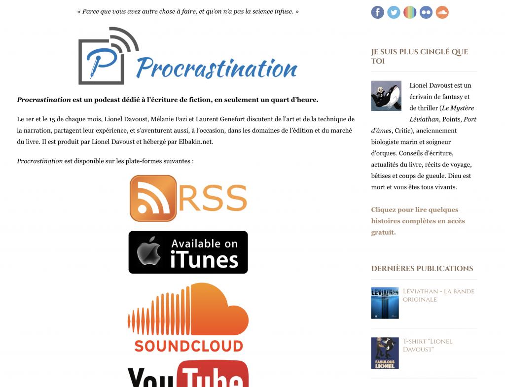 page-procrastination