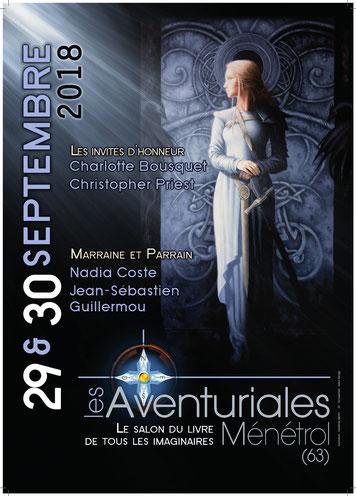 Rendez-vous ce week-end aux Aventuriales, près de Clermont-Ferrand!