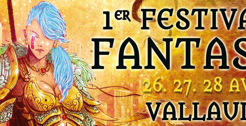 Ce week-end, rendez-vous au salon fantasy de Vallauris!